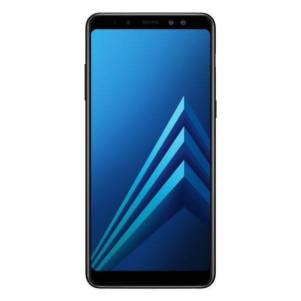 Samsung Galaxy A8+ Black
