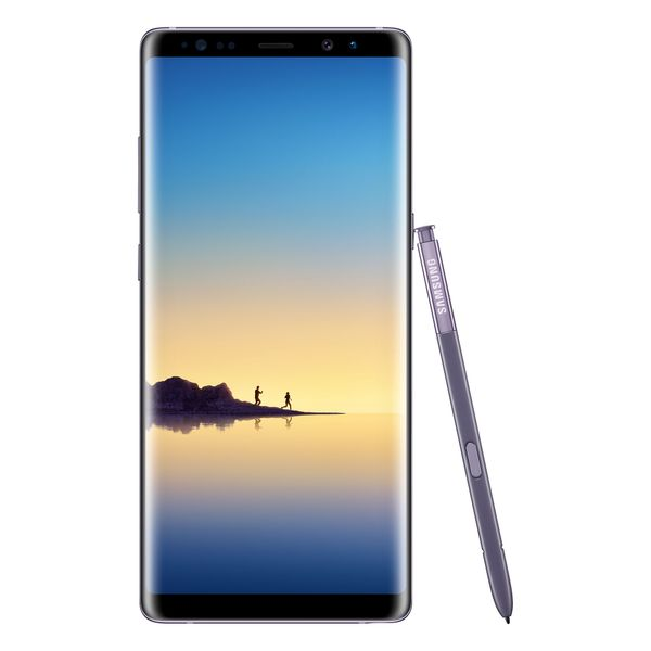Samsung Galaxy Note8 Orchid Gray 128GB