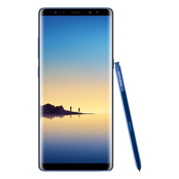 Samsung Galaxy Note8 Deepsea Blue 128GB