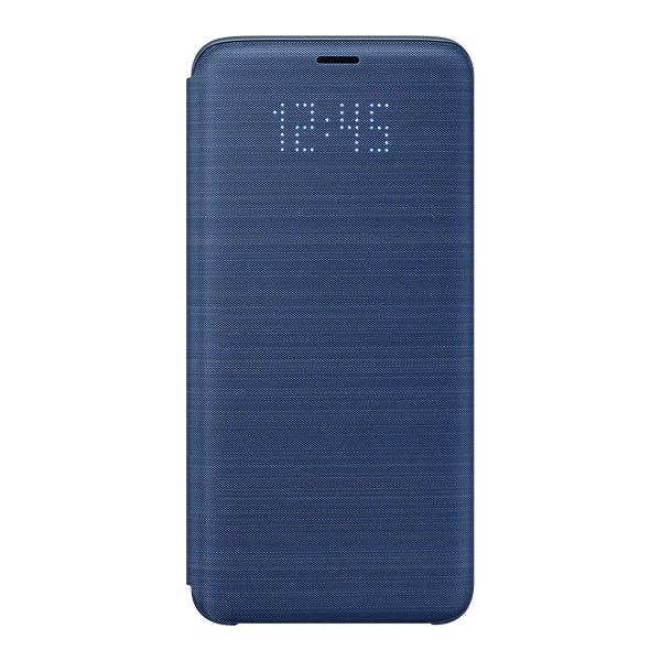Galaxy-S9-LED-View-Cover-Blue