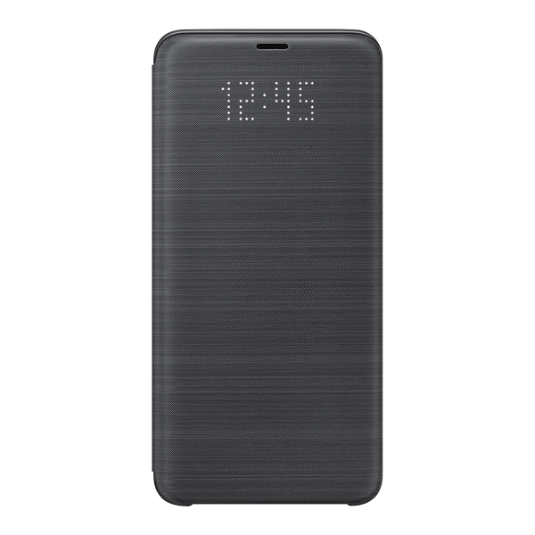 Galaxy-S9--LED-View-Cover-Black