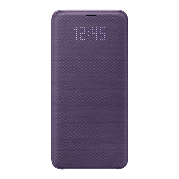 Galaxy-S9plus-LED-View-Cover-Violet