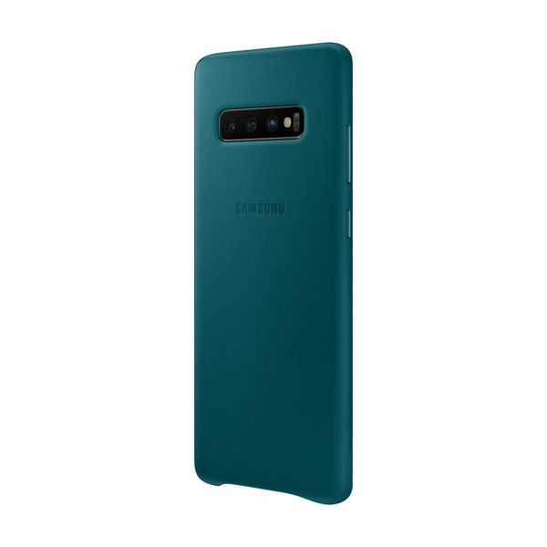 Leather-Cover-Green-para-S10plus