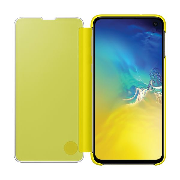 Clear-View-Cover-Yellow-para-S10e