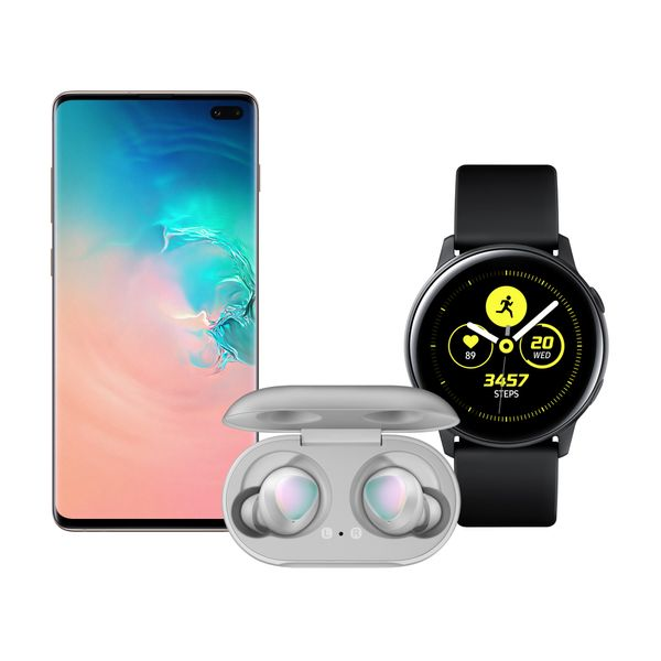 S10plus_-_Buds_silver_-_active_negro